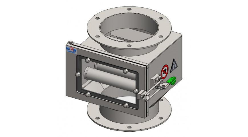 Magnetické separátory - k čomu slúžia